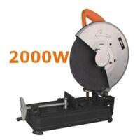 Troncatrice per ferro/metallo 2000W 355mm