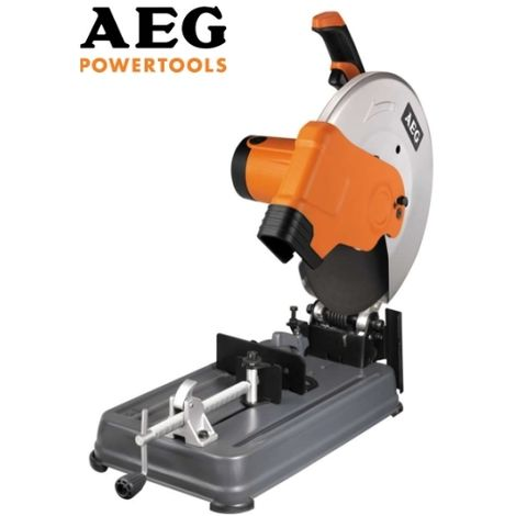 "main image of ""Troncatrice per ferro/metallo 2300W 355mm AEG - SMT 355"""