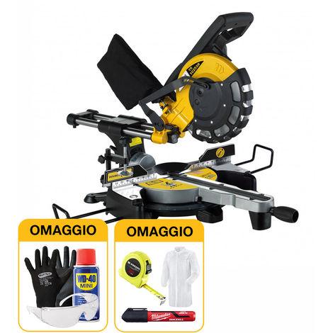 Troncatrice per legno radiale Femi Job Line TR 1025 DB - 2000W con OMAGGIO