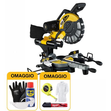 Troncatrice per legno radiale Femi Job Line TR 1030 DB - 2000W con OMAGGIO