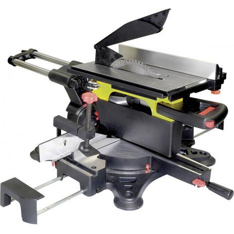 Troncatrice per tagliounviersale radiale 1600 W, lama Ø 305 mm - Modello Strike