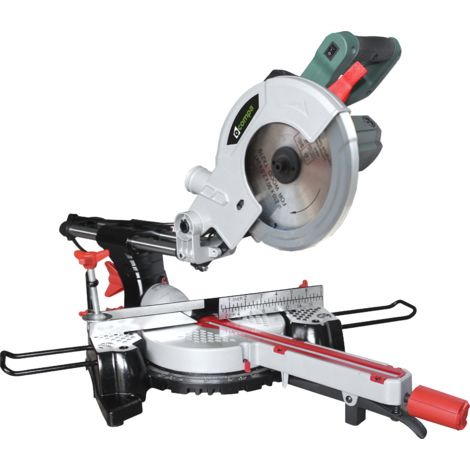 Troncatrice radiale Compa Slider 210 + MAC - PLUS