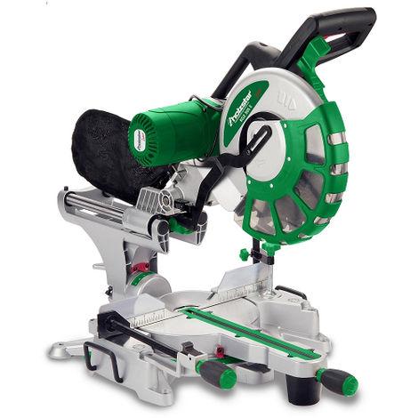 Troncatrice Radiale Modello KGZ 305E Con Scorrimento Completa Di Accessori   Diametro Lama 305 Mm