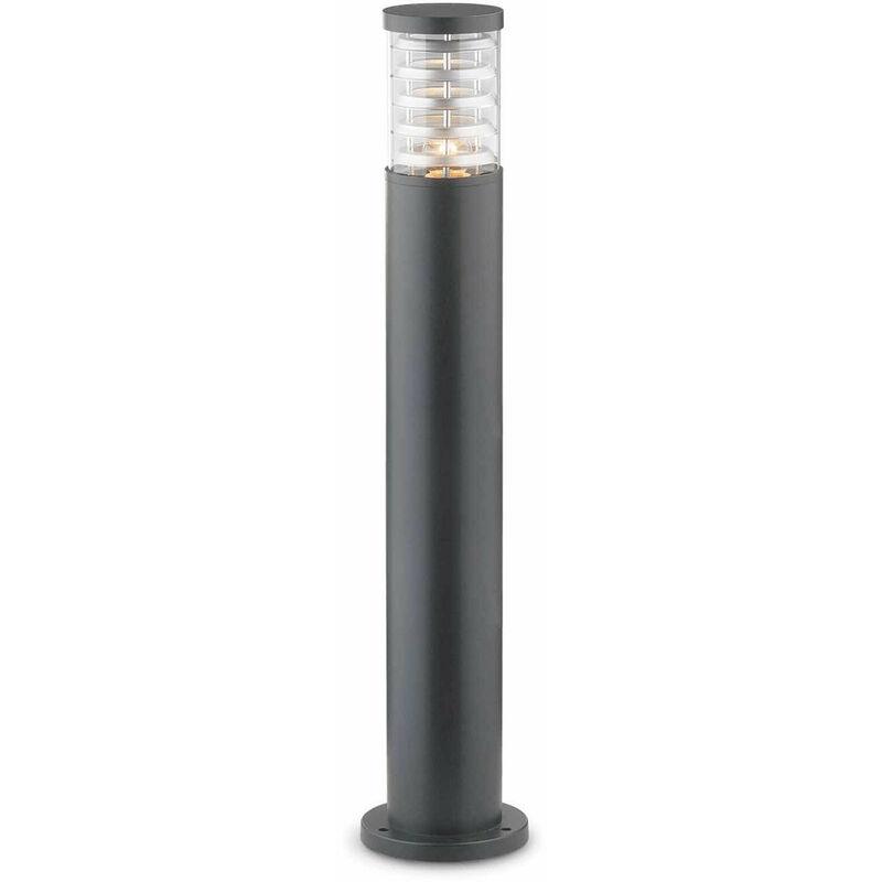 TRONCO Anthrazit Stehleuchte 1 Glühbirne