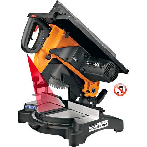 Tronçonneuse 250 mm MULTICUT PLUS au laser 1600W