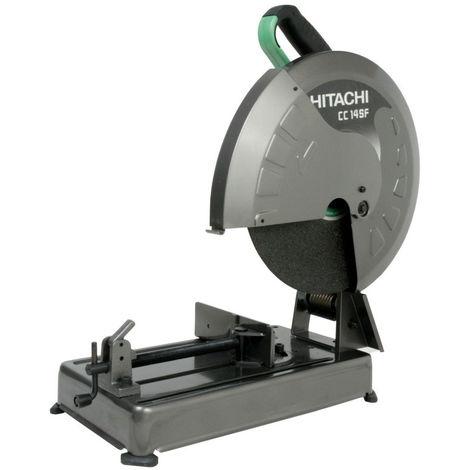 Tronçonneuse à disque Hitachi CC14SF 355mm - 2000W