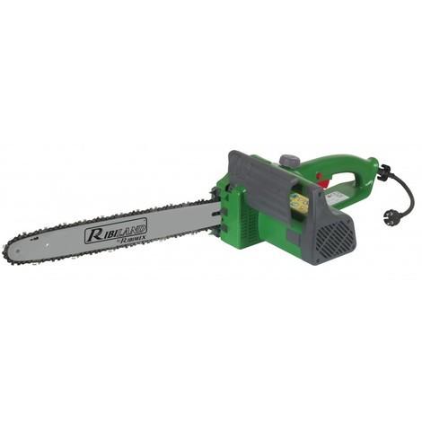 Tronçonneuse électrique 2200w, guide 455mm
