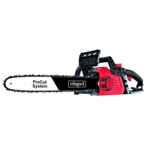 Tronçonneuse électrique SCHEPPACH 45,5cm 2400W - CSE2600