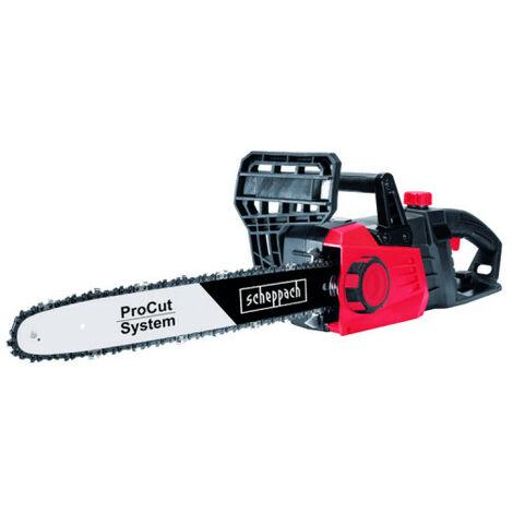 Tronçonneuse électrique SCHEPPACH 45,5cm 2700W - CSE2700