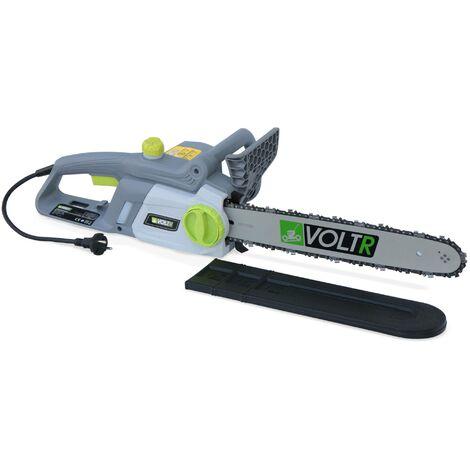 """Tronçonneuse électrique VOLTR 2000 W 40cm (16""""), élagage, abattage d'arbres, Normes CE"""