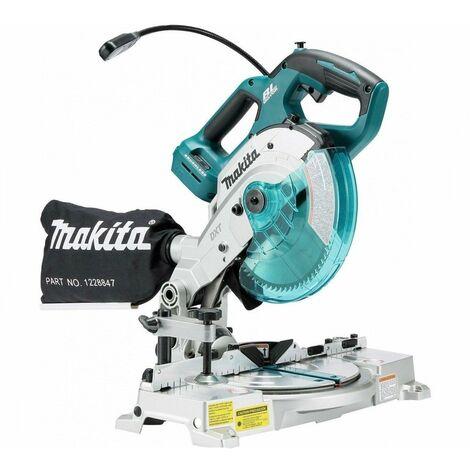 Tronçonneuse radiale Makita DLS600Z pour bois