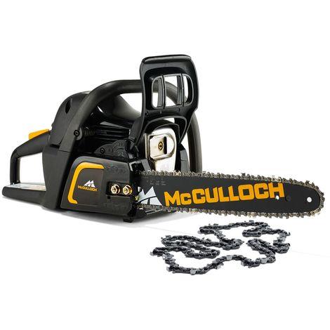Tronçonneuse Termique McCulloch CS 42 S + chaîne - 35 cm