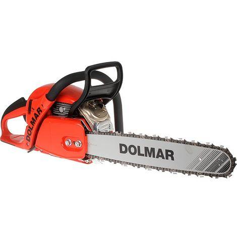 Tronçonneuse thermique DOLMAR FARMER 2 temps 50 cm3 45 cm - PS500C45