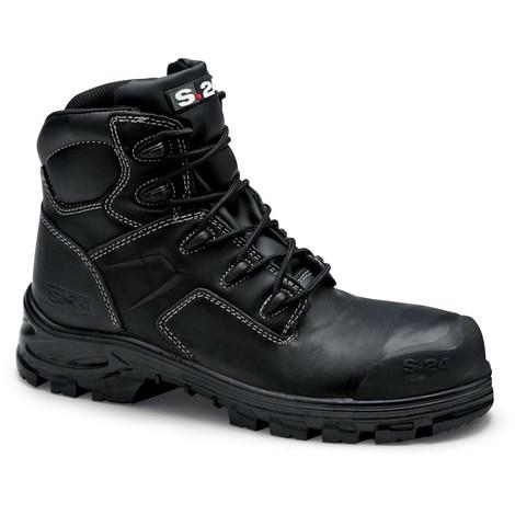 Trooper S3 De Homme Chaussures Sécurité En Cuir Haute S24 354ALRjq