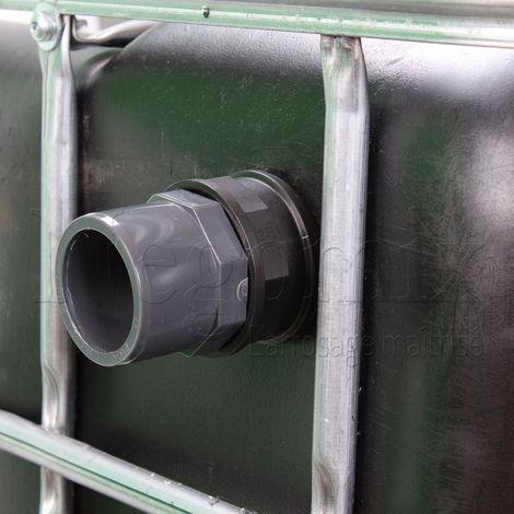 Trop plein PVC 50/63