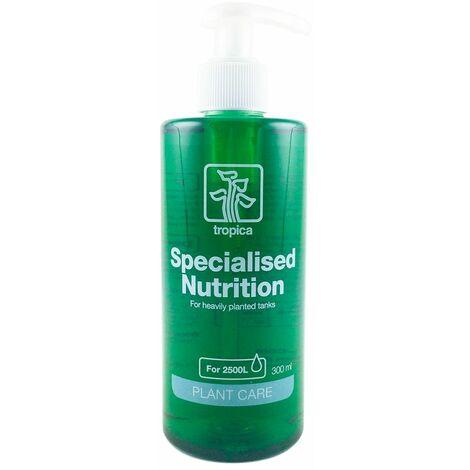 Tropica Specialised Nutrition Dünger 300ml Flasche Düngung für Aquarienpflanzen