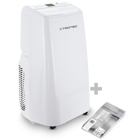 TROTEC Acondicionador de aire local PAC 3500 E + AirLock 100