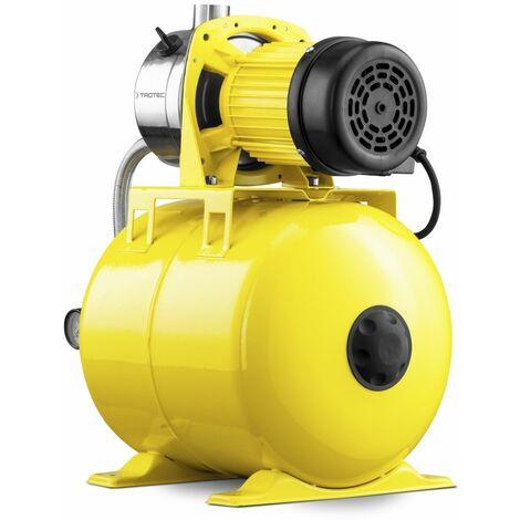 Trotec Bomba de Agua Doméstica TGP 1025 ES