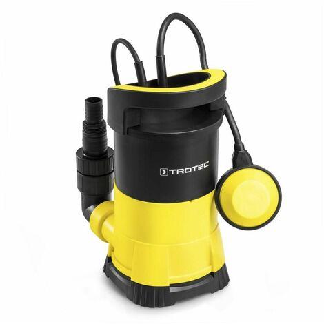 TROTEC Bomba sumergible para aguas claras TWP 4005 E