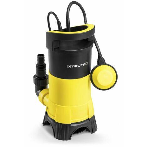Trotec Bomba sumergible para Aguas Residuales TWP 11025 E
