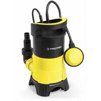 TROTEC Bomba sumergible para aguas residuales TWP 4025 E