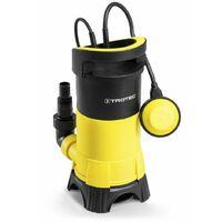 TROTEC Bomba sumergible para aguas residuales TWP 7025 E