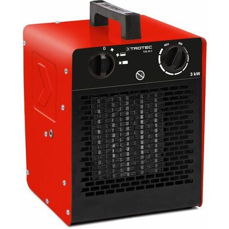 TROTEC Calefactor cerámico TDS 20 C