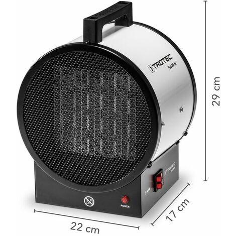TROTEC Calefactor cerámico TDS 20 M