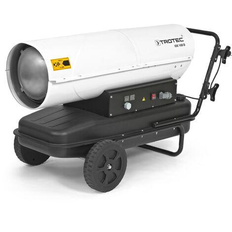 TROTEC Calefactor de gasoil directo IDE 100 D