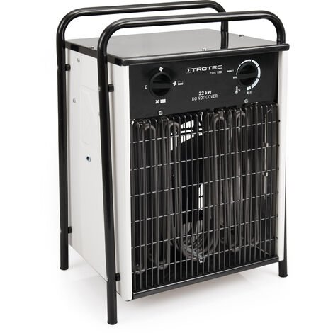 TROTEC Calefactor eléctrico TDS 100