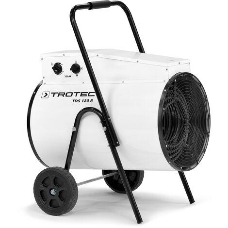 TROTEC Calefactor eléctrico TDS 120 R