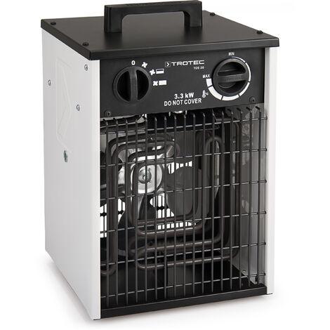 TROTEC Calefactor eléctrico TDS 20