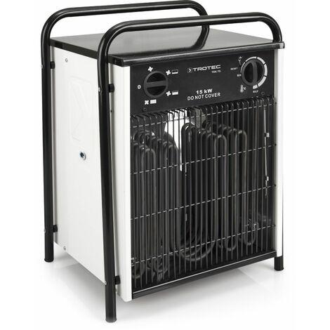 TROTEC Calefactor eléctrico TDS 75