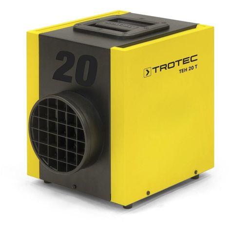 TROTEC Calefactor eléctrico TEH 20 T