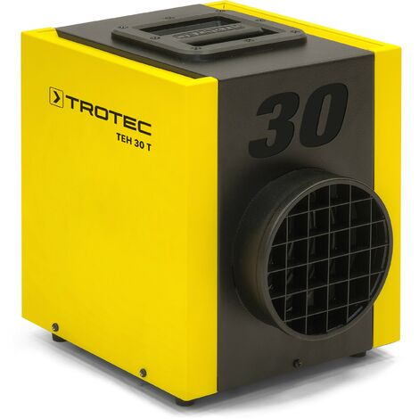 TROTEC Calefactor eléctrico TEH 30 T