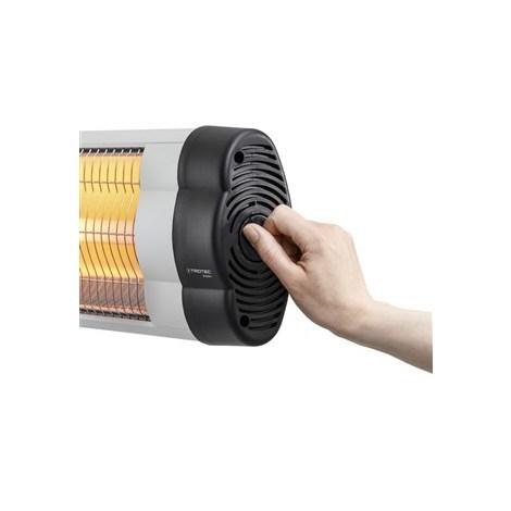Calefacttor por radiación infrarroja