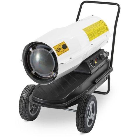 TROTEC Canon à air chaud au fioul à combustion directe IDE 30 D