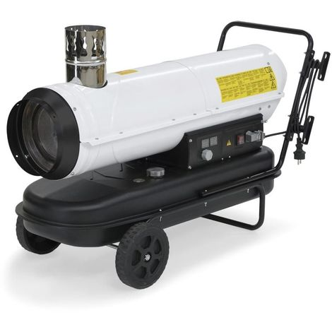 TROTEC Canon à air chaud au fioul IDE 30