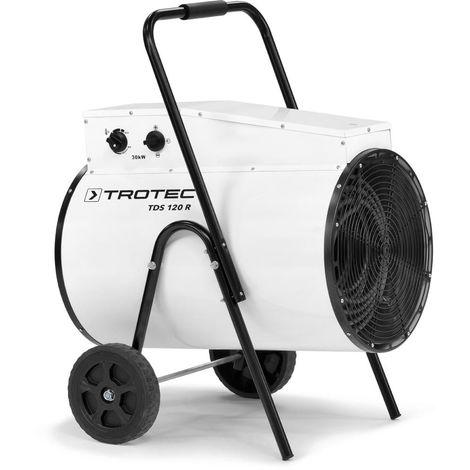TROTEC Canon à air chaud électrique TDS 120 R