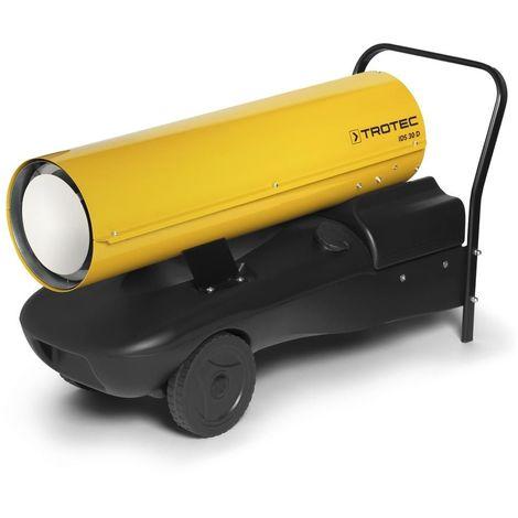TROTEC Chauffage au fioul à combustion directe IDS 30 D