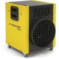 TROTEC Chauffage électrique de chantier TEH 100