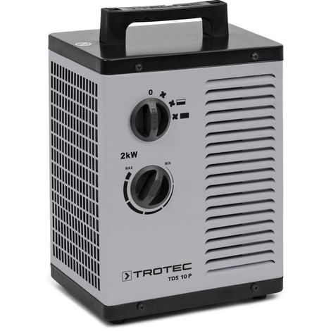 TROTEC Chauffage soufflant céramique TDS 10 P