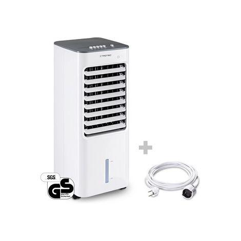 TROTEC Climatizador Aircooler PAE 21 + Cable alargador de PVC 5 m / 230 V / 1,5 mm²