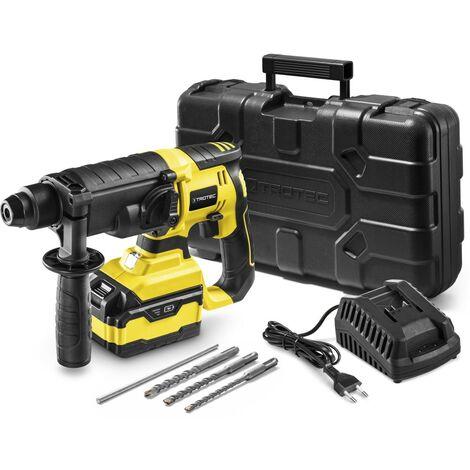 TROTEC Cordless hammer drill PRDS 20-20V