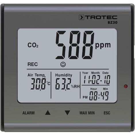 TROTEC Detector de calidad del aire (CO2) BZ30