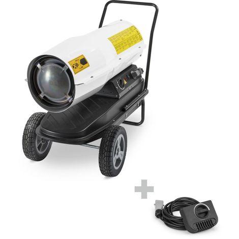 TROTEC Direkt-/Ölheizgebl/äse Heizkanone IDX 30 D /Ölheizer /Ölbeheizung Heizer mit 30 kW