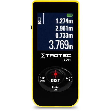 TROTEC Entfernungsmesser BD11