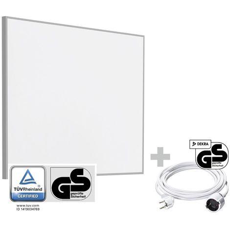 Trotec Infrarot-Heizplatte / Infrarotheizung TIH 300 S + PVC Verlängerungskabel 5 m