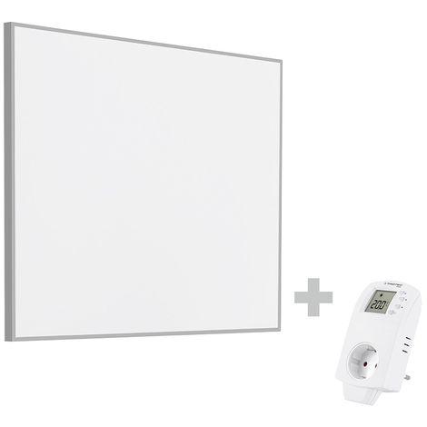 TROTEC Infrarot-Heizplatte / Infrarotheizung TIH 300 S + Steckdosen-Thermostat BN30