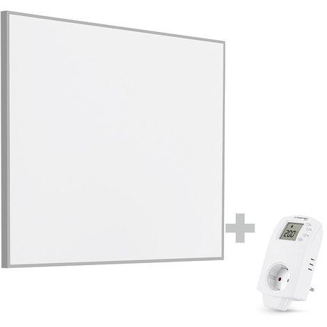 TROTEC Infrarot-Heizplatte / Infrarotheizung TIH 400 S + Steckdosen-Thermostat BN30